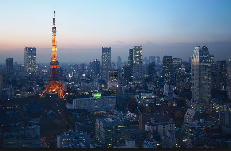 जापान की राजधानी क्या है