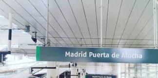 स्पेन की राजधानी मद्रिद