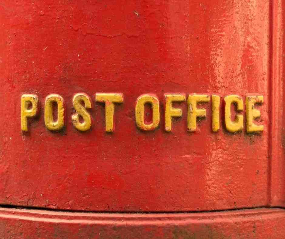 10 Lines on Post Office in Hindi पोस्ट ऑफिसपर १० पंक्तियाँ हिंदी मे