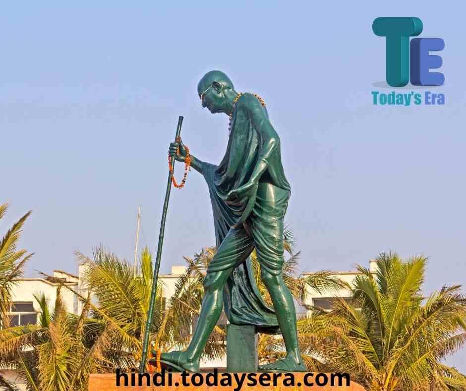 Mahatma Gandhi in Hindi | महात्मा गांधी की जीवन कथा