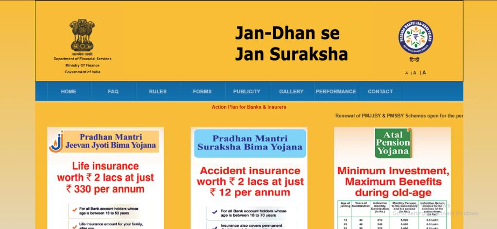 Pradhan Mantri Jeevan Jyoti Bima Yojana in Hindi   जीवन ज्योति बीमा योजना