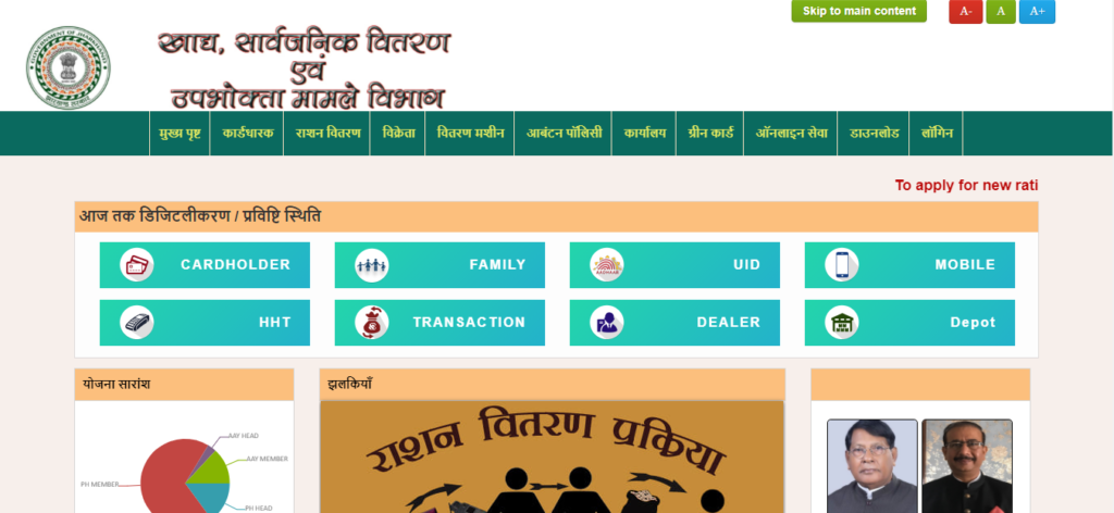 Jharkhand Ration Card 2020-21 | झारखंड राशन कार्ड 2020-21